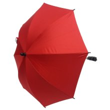 Baby Parasol compatible with Formula Baby Pack 3 Roues Red