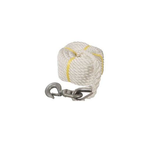 Gin Wheel Rope with Hook - 20m