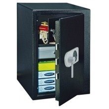 High Security Home Office Electronic Lock Safe Monaco 65 Rottner