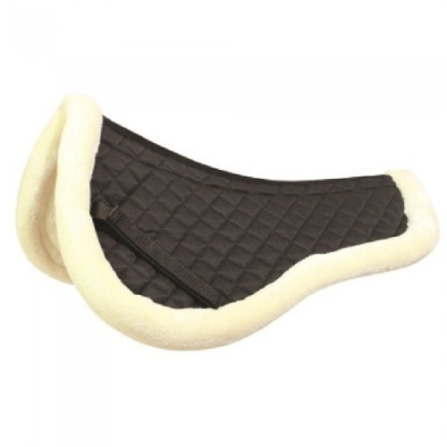 JHL Super Faux Sheepskin Half Pad