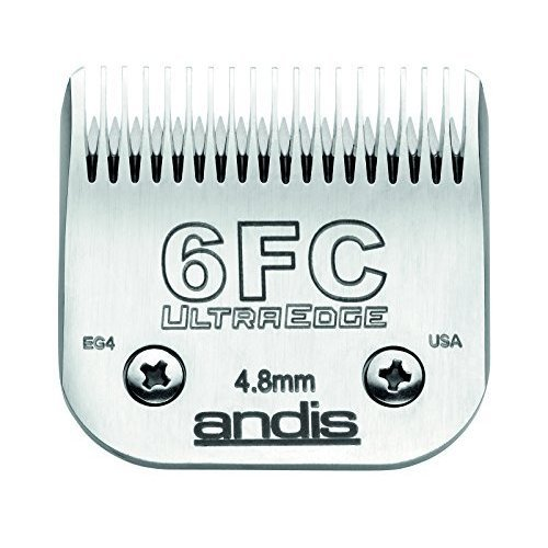 Andis 6f Ultraedge Blade - Size 6fc Leaves 48mm Fits Agcagr Oster Replacement -  andis ultraedge size 6fc leaves 48mm fits agcagr oster replacement