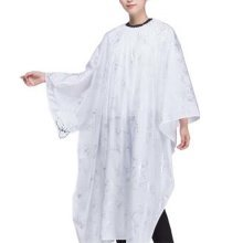 Hairdressing Gown Wrap Protect Hair Cutting Cape Hair Design Cloth Haircut Apron