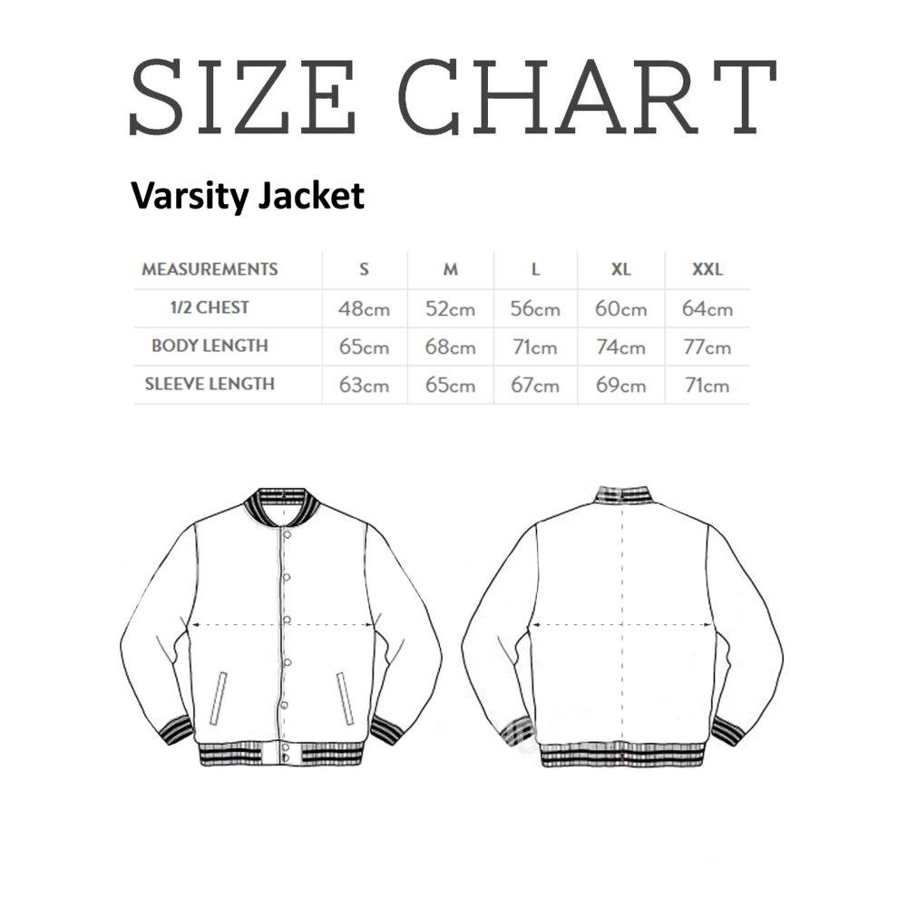7a8253a55412 ... Sidney Maurer Original Portrait Of David Beckham Real Madrid Kit Men s  Varsity Jacket - 2.