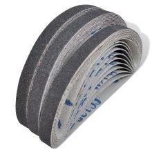 Airpress Pneumatic Sand Belts 30 pcs