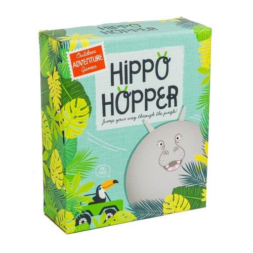 Garden Games Hippo Hopper