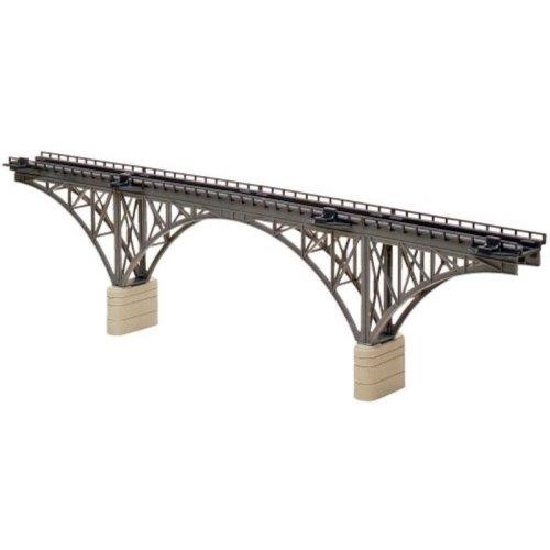 "Faller 222581 Deck Stl Arch Bridge x N Scale Building Kit, 16"""