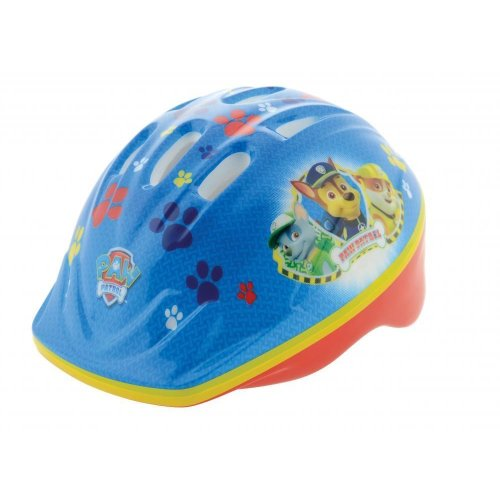 Paw Patrol Kids Safety Helmet Cycling Bike Childs Boys 48 -54cm M13239