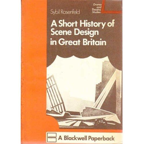 A short history of scene design in great britain — 2