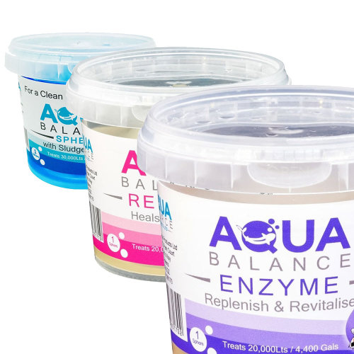 Aqua Source Aqua Balance Pond Single