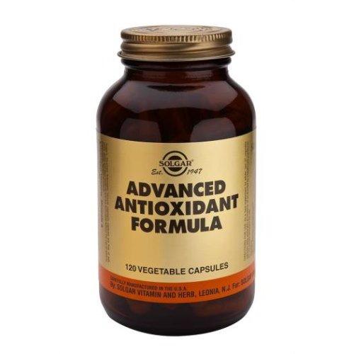Solgar Advanced Antioxidant Formula Vegetable Capsules, 120