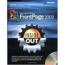 Microsoft???? Office Frontpage???? 2003 Inside out (bpg-inside Out) Front Page