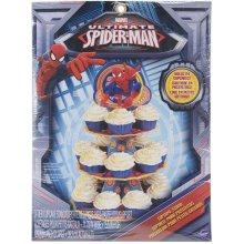 "Treat Stand-Spider-Man 11.75""X15.5"" Holds 24"