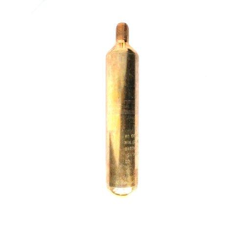 60 GRAM CO2 Cylinder for Lifejackets - zinc coated