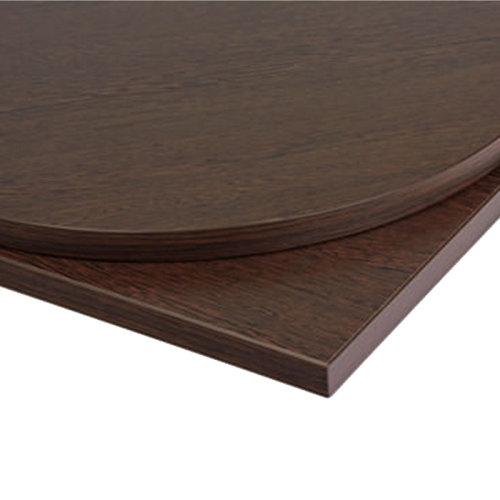 Taybon Laminate Table Top - Wenge Rectangular - 1000x500mm