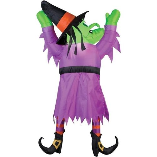 Airblown Witch Hanging Halloween Inflatables