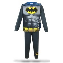 Batman Fancy Dress Novelty Pyjamas