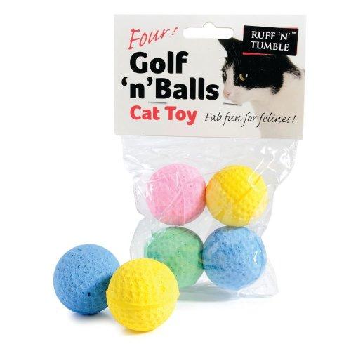 Ruff 'n' Tumble Golf 'n' Balls Assorted (4pc)