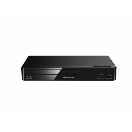Panasonic DMP-BD84EB-K Smart Network Blu-Ray Disc Player