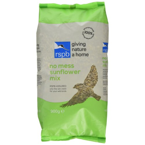 RSPB 900 g No Mess Sunflower Seed Mix