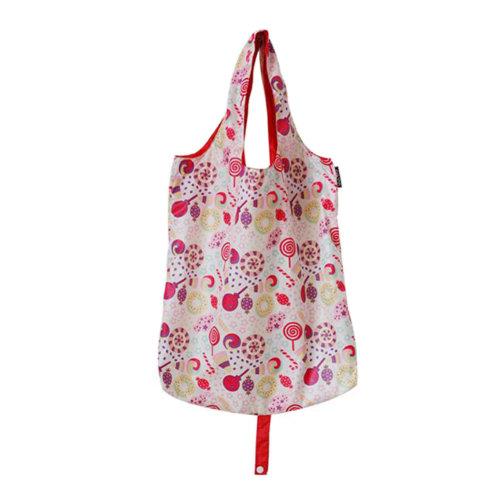 Foldable Ultra-light Reusable Shopping Bag Fashion Storage Bag-A3