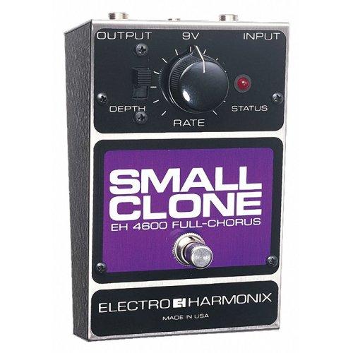 Electro Harmonix Small Clone Chorus Effect Pedal
