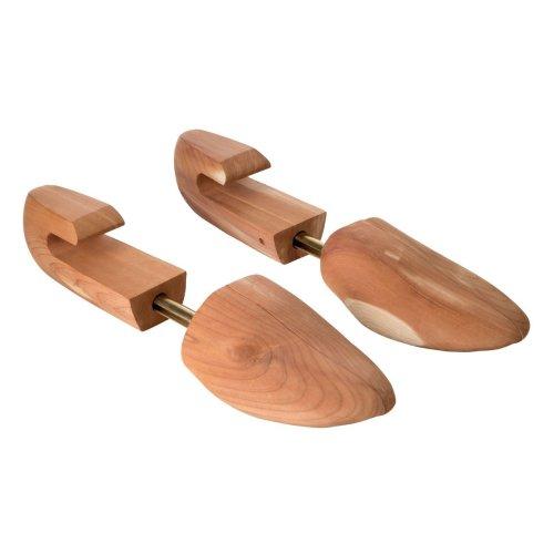 Pair Of Shoe Shapers, Cedar Wood