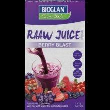 Bioglan - Raw Juice - Berry Blast 7g x 7