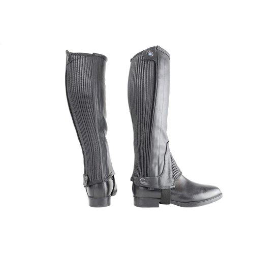 HyLAND Adults Leather Half Chaps
