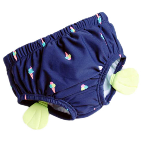 Baby Toddler Reusable Swim Diaper Adjustable Absorbent Fits Diapers, A01