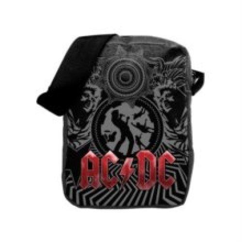AC/DC - Black Ice (Cross Body Bag)