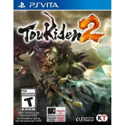 Toukiden 2 PlayStation PS Vita Game