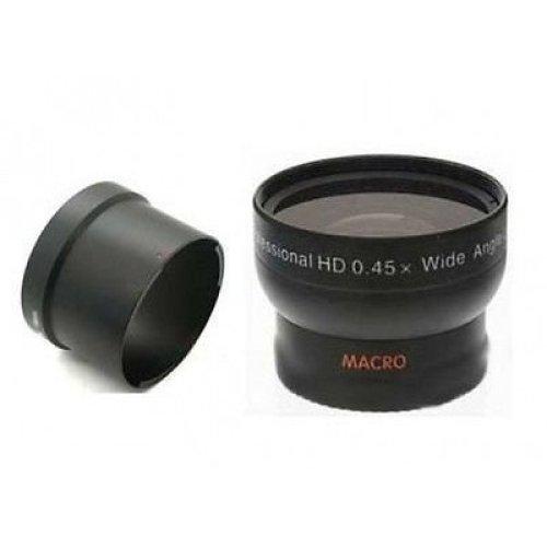 Wide Angle Lens Tube for Kodak Z612 Kodak Z712 IS Z812 IS Z1012 IS Z8612 Kodak ZD8612 IS