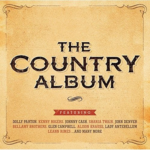 The Country Album [CD]