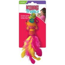 Kong Cat Tropics Fish Pink