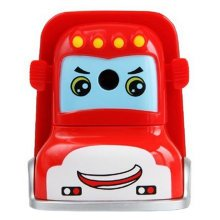 Cool Car Manual Pencil Sharpener For Office Classroom 8.5x6.5x6CM Red