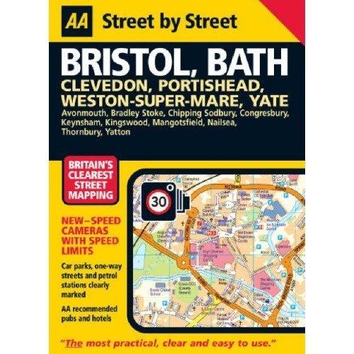 Bristol Midi (aa Street by Street)