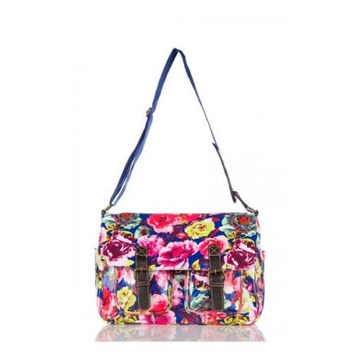 Blooming Marvellous Floral Satchel