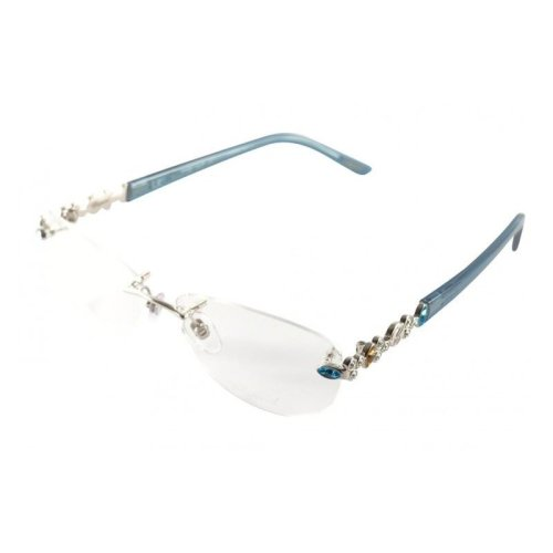 Chopard Glasses VCH780S 0579 Palladium Blue