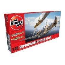 Air05125 - Airfix Series 5 - 1:48 - Supermarine Spitfire Mkvb