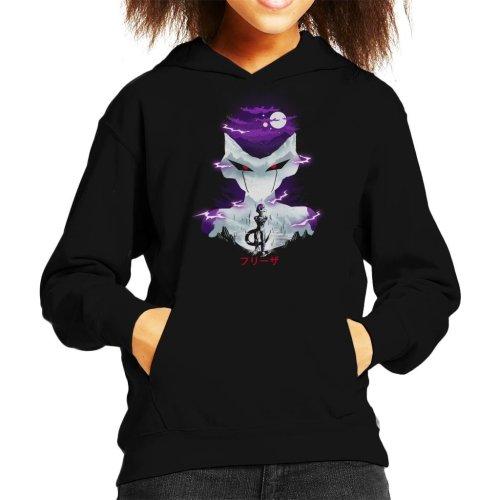 Dragon Ball Z Frieza Kid's Hooded Sweatshirt