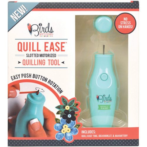 3 Birds Quill Ease Battery Operated Tool-