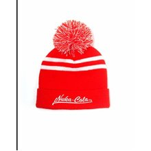 425fcf11580 Compare Items Similar To Difuzed Fall Out 4 - Nuka Cola Beanie (New)