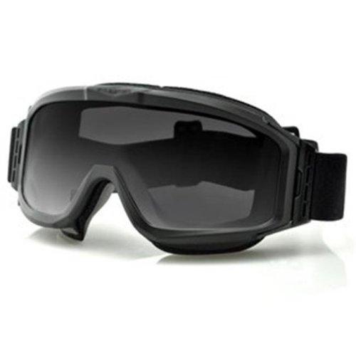 3533d5ddd7eb3 Balboa BALP101 Alpha Interchangeable Ballistic Goggle - Black Frame- 2  Lenses on OnBuy
