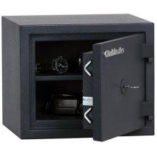 Chubbsafes PCSHOSAF0010x M11Home Safe 10K Premium Quality Safety Flame/Key Lock 11Litres Dark Grey RAL 7016