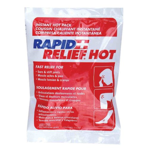Rapid Relief Instant Hot Pack