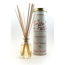 Lily Flame Reed Diffuser - Snow Fall