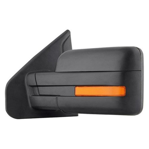 Spyder 9935336 Side Power View Heated, Foldaway Mirror for 2007-2014 Ford F150