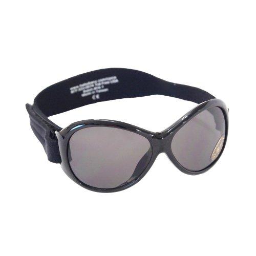 Baby Banz 0-2 Uv Sunglasses €? Retro, Black
