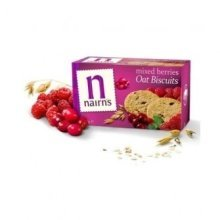 Nairns - Mixed Berries Oaty Biscuits 200 g