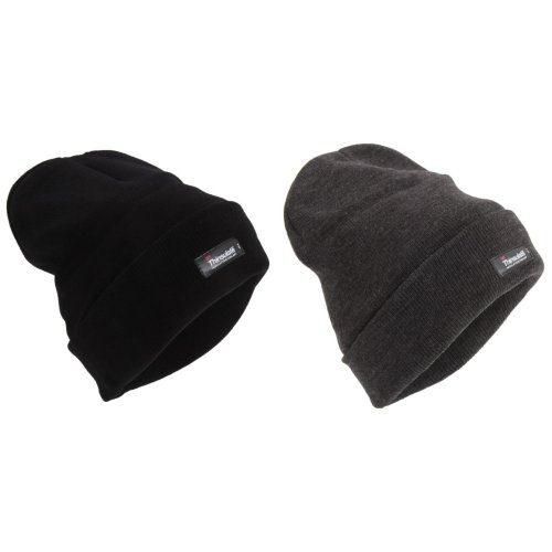 1937a9f396e17 Mens Heatguard Thermal Thinsulate Winter/Ski Beanie Hat on OnBuy